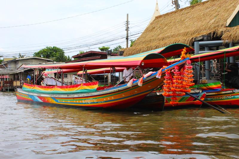 Thailande - Bangkok Fleuve Praya (Photos A.Loirat) 1