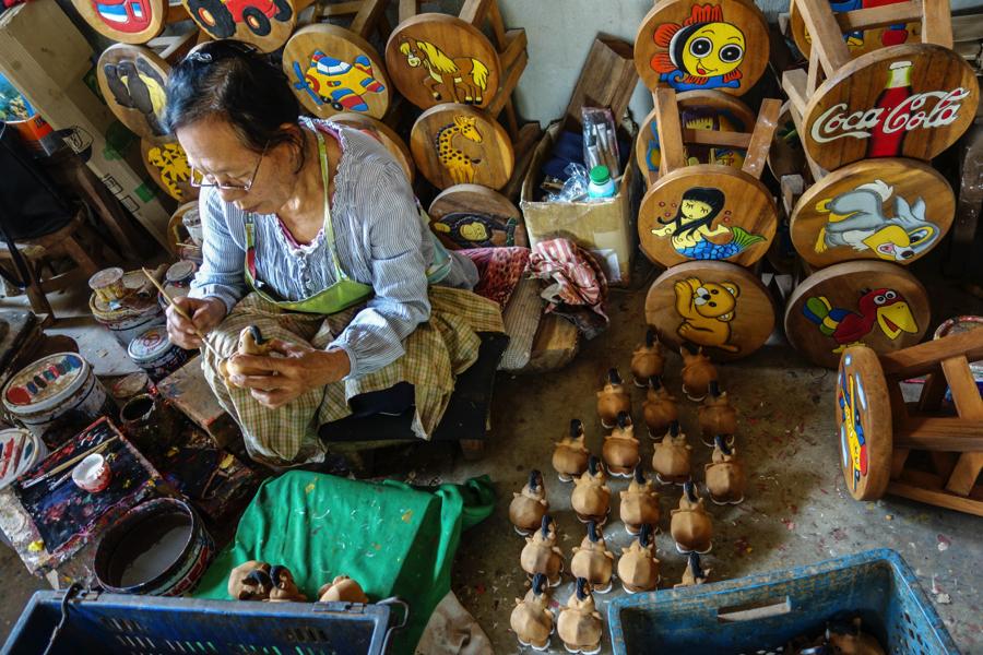 Thailande - artisans 3