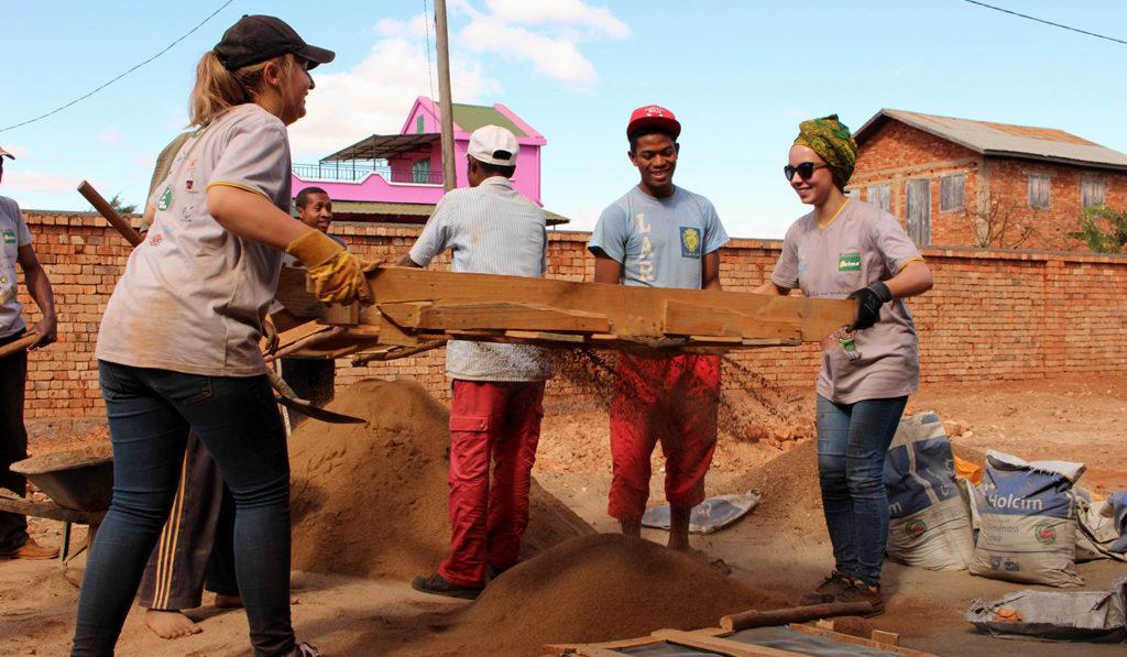 Madagascar - Chantier Ampatana 2016