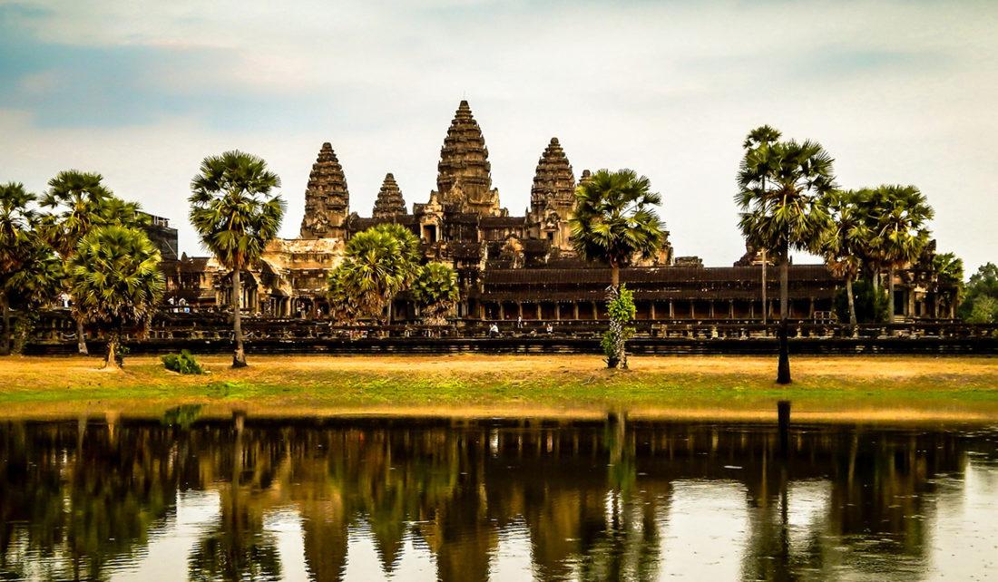 Cambodge - Temple