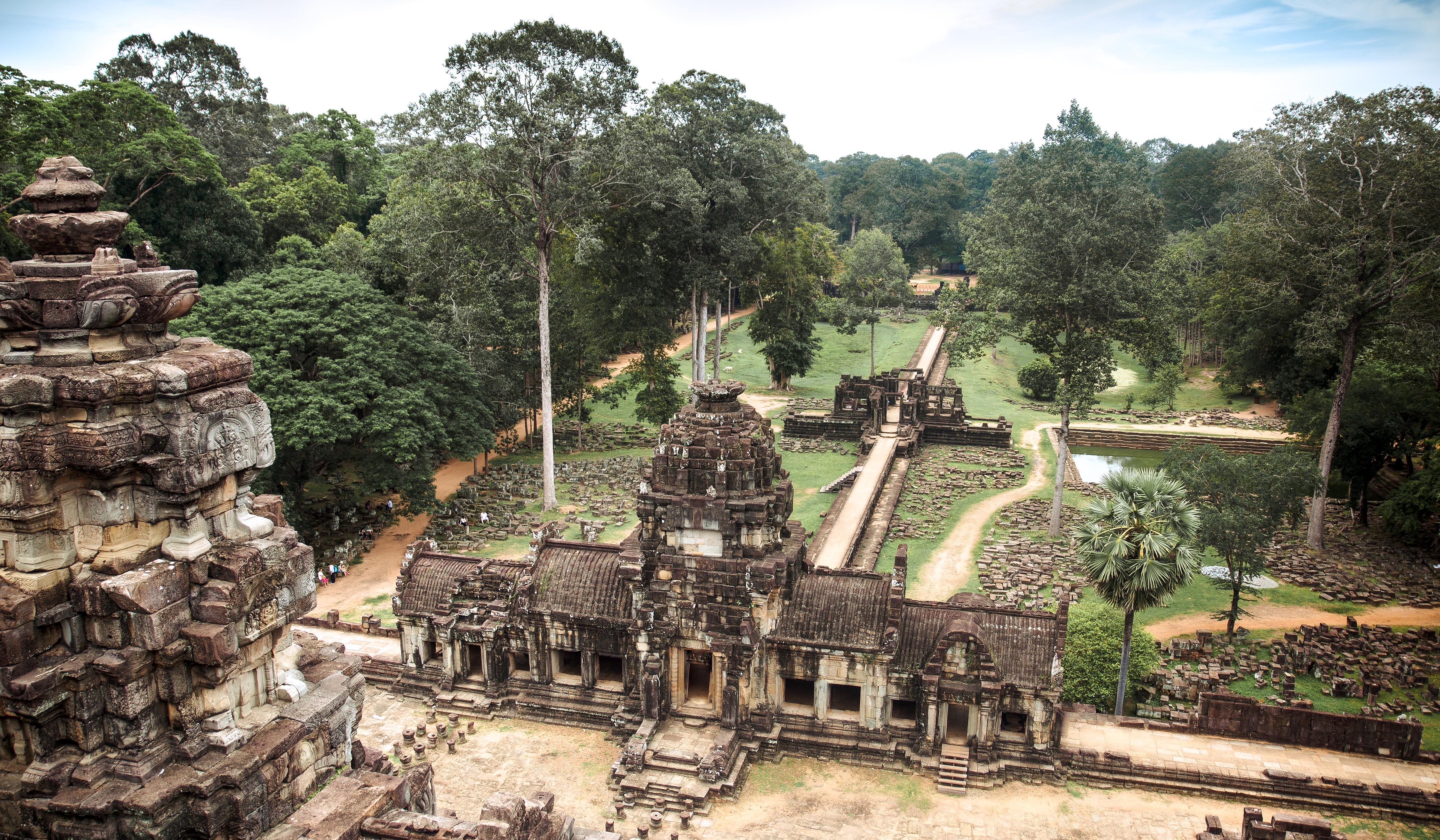 Cambodge - Temples
