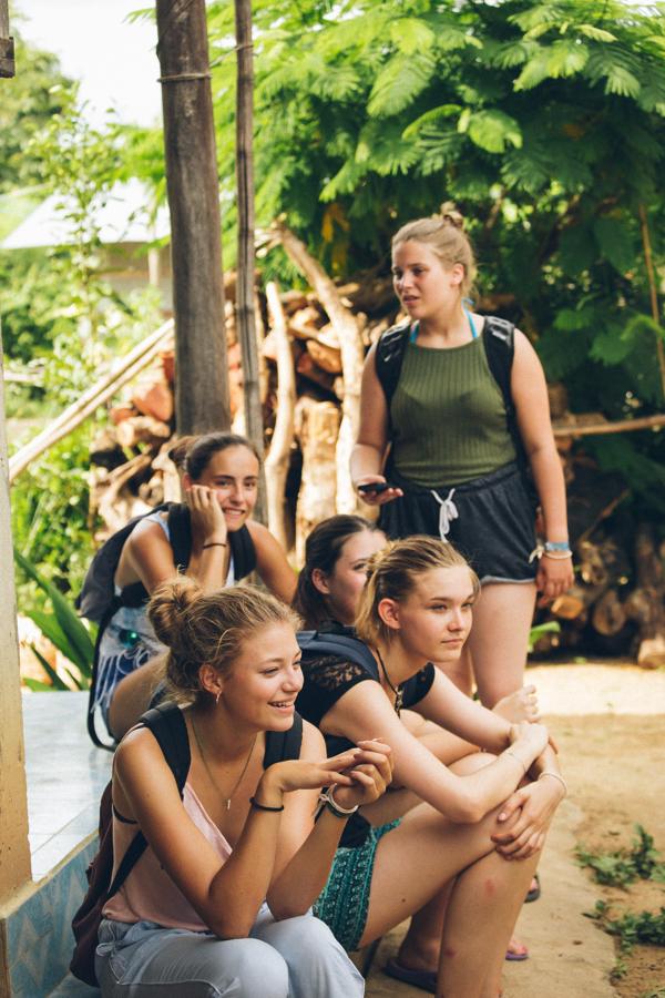 Cambodge Thailande - portraits de jeunes