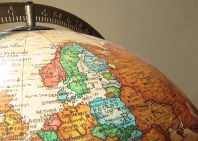Grandir Aventure - Globe