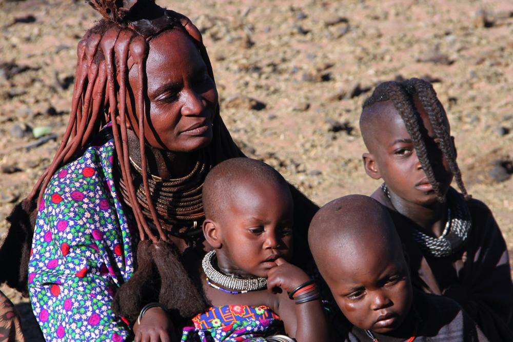 Namibie - Village Himba