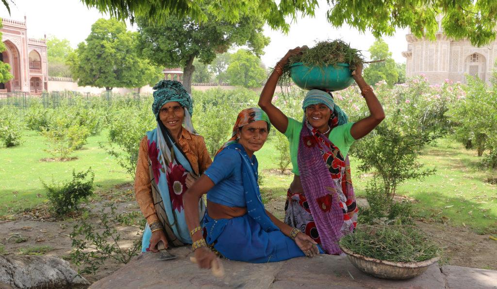 Inde - 3 femmes