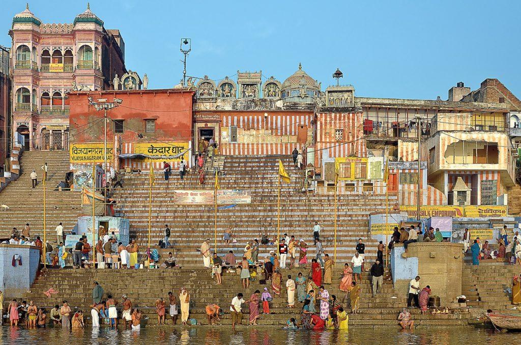 Inde - Gange Varanasi
