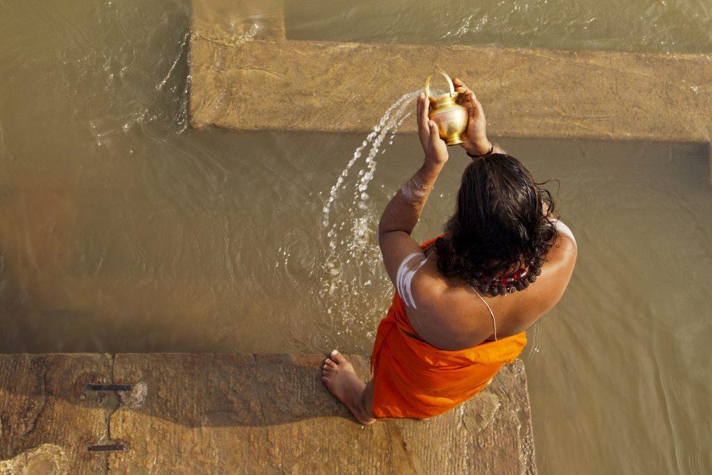 Inde - hindou Varanasi