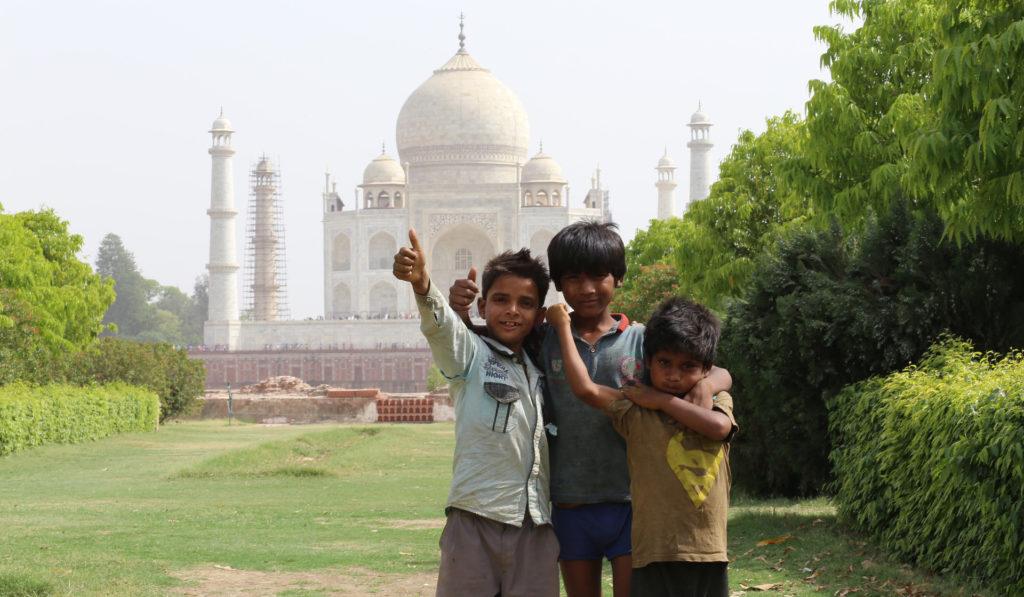 Inde - taj-mahal