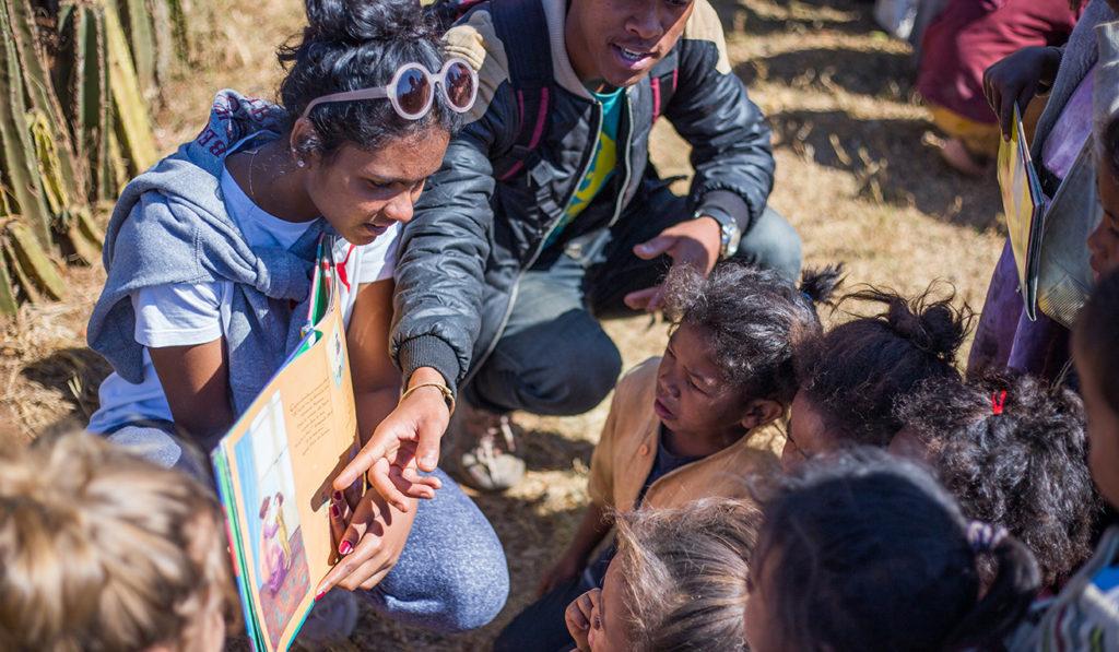 Madagascar - BiblioPousse