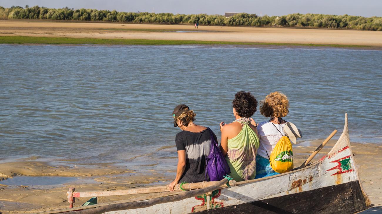 Madagascar - Morondava, visite des mangroves
