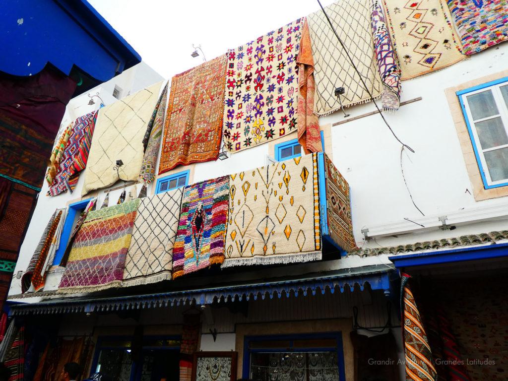 Maroc - Essaouira, le souk 2
