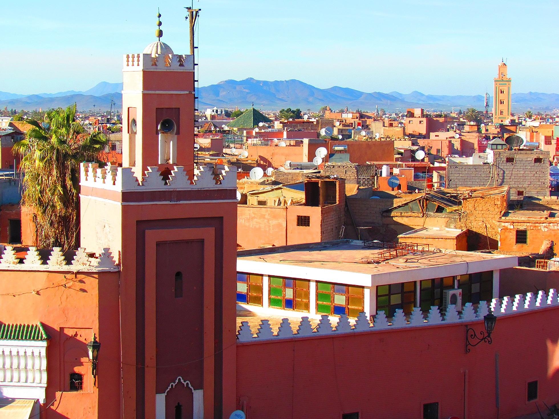 Maroc printemps hiver 8 jours grandir aventure - Chambre chez l habitant marrakech ...