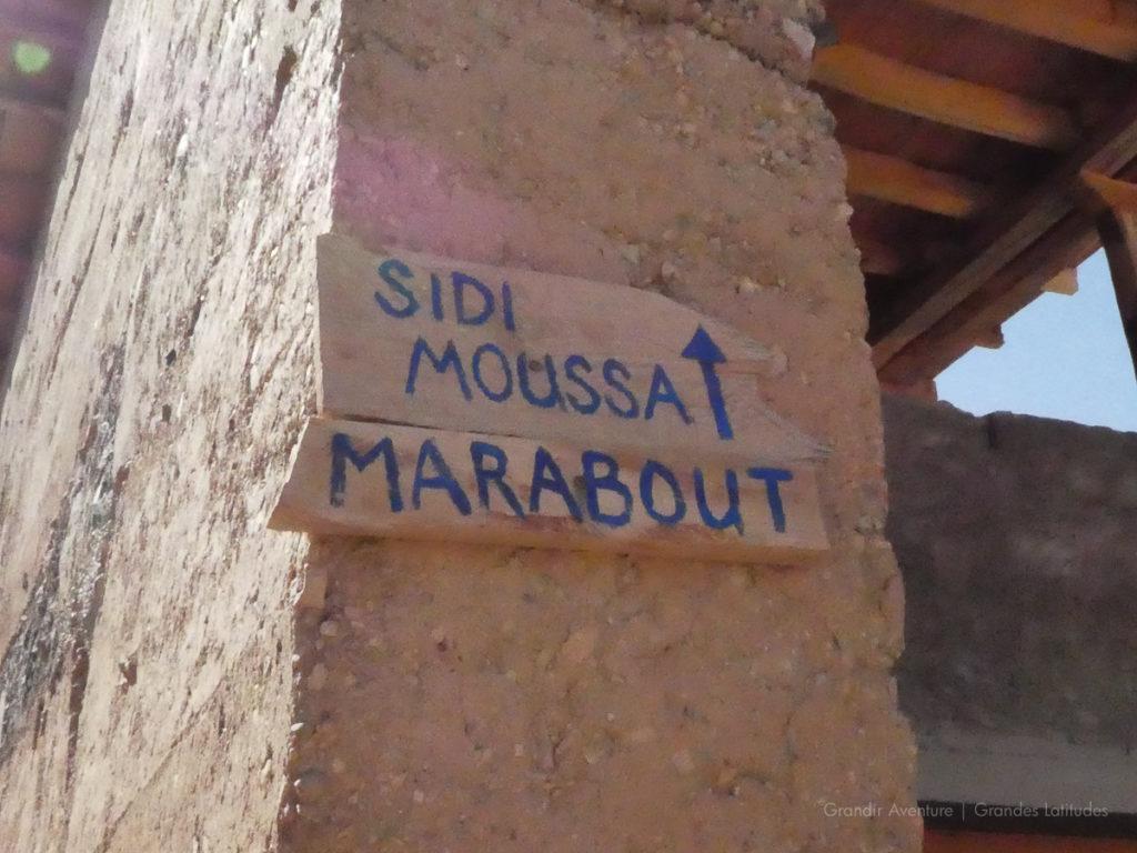 Maroc - Visite du Marabout 3