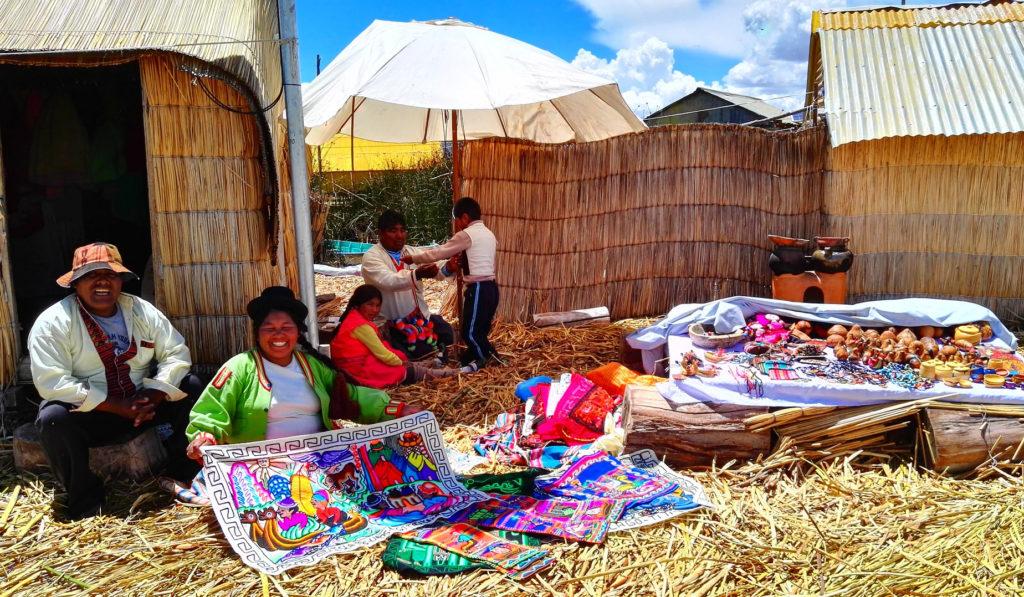 Pérou - Artisans