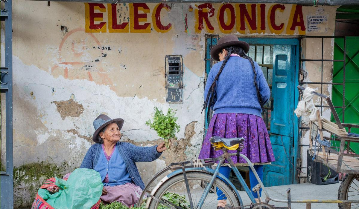 Pérou - Dans la rue