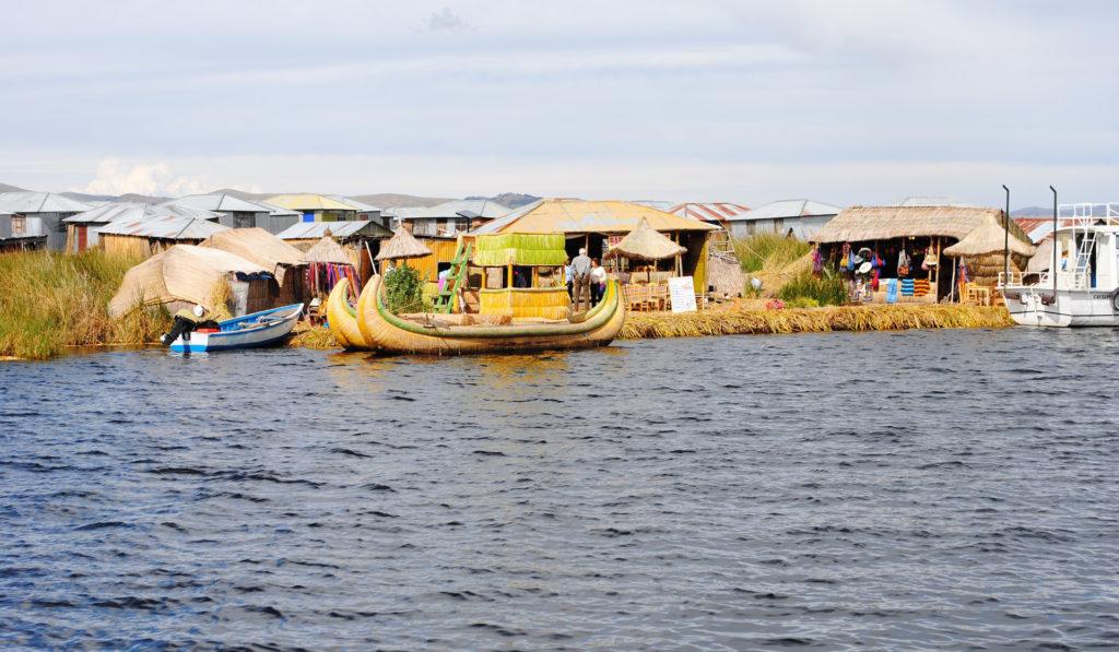 Pérou - Lac Titicaca