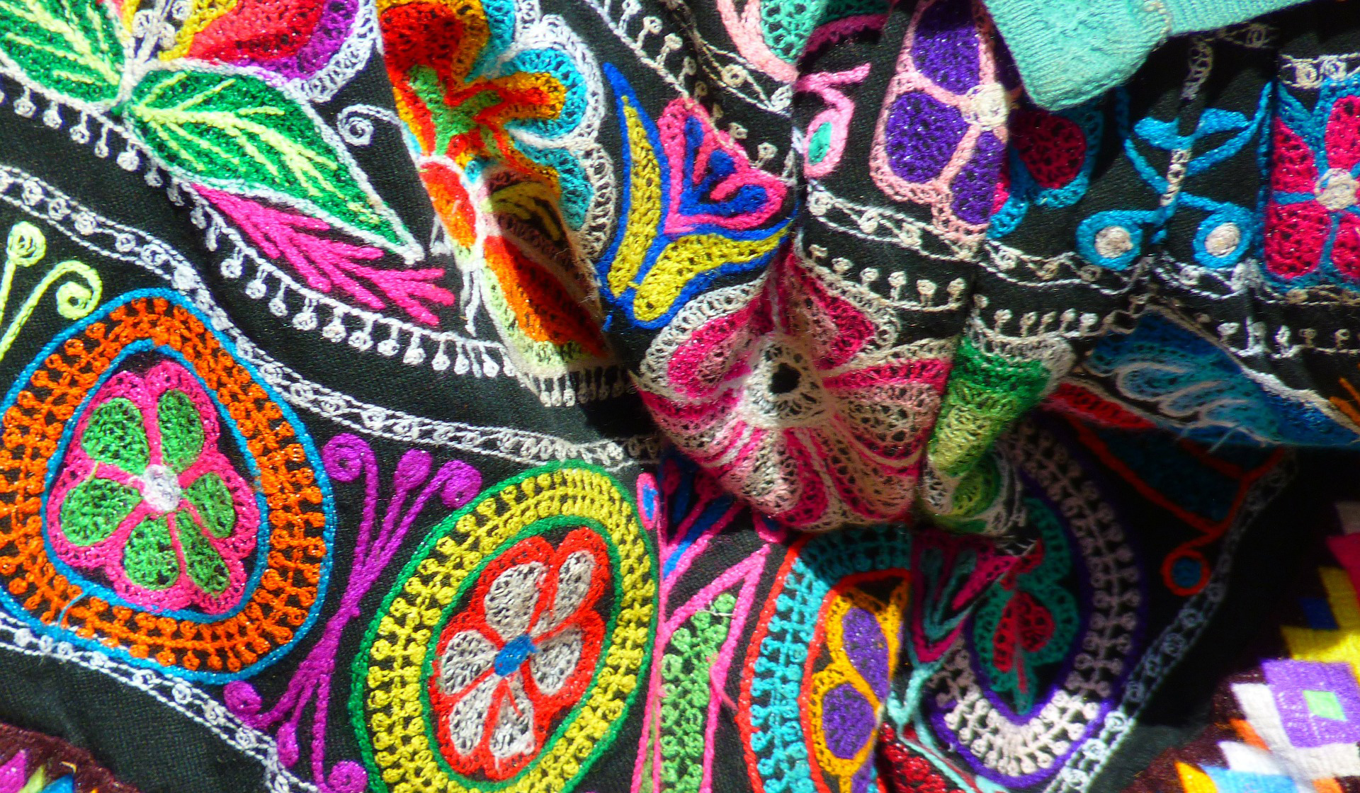Pérou - Tissu