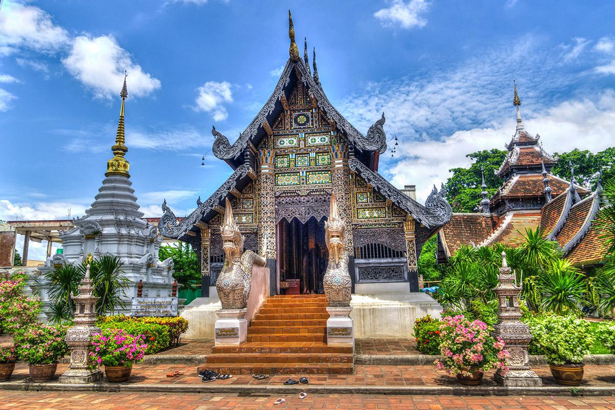 Voyage solidaire en thailande