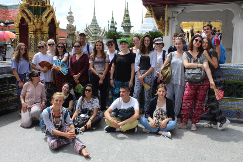 Thailande - Bangkok Palais Royal