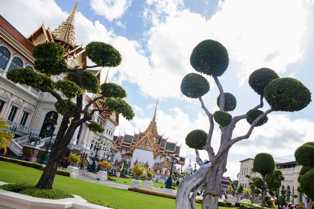 Thailande - Palais royale Bangkok