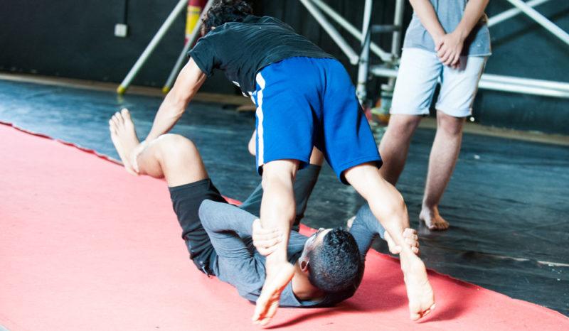 Cambodge - Cirque