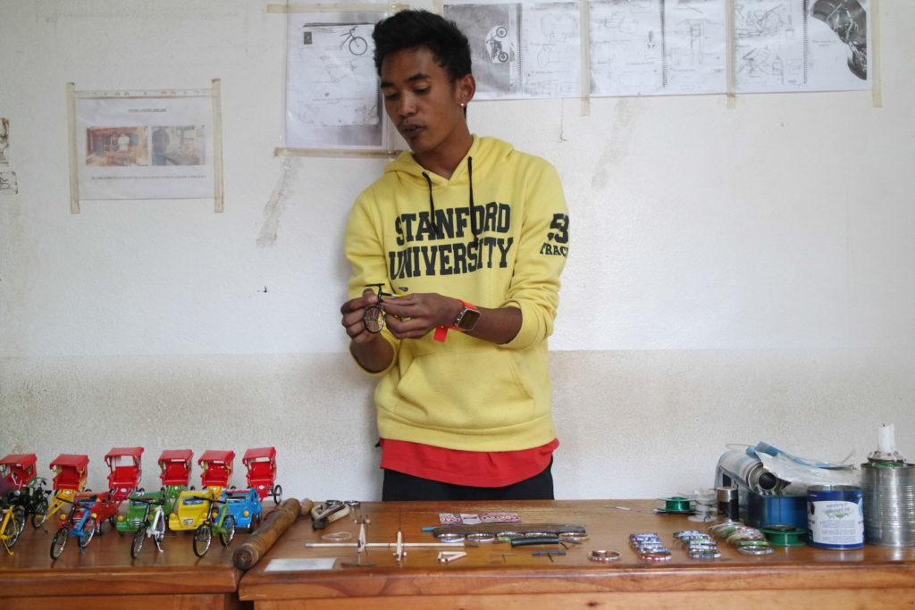 Madagascar - artisans