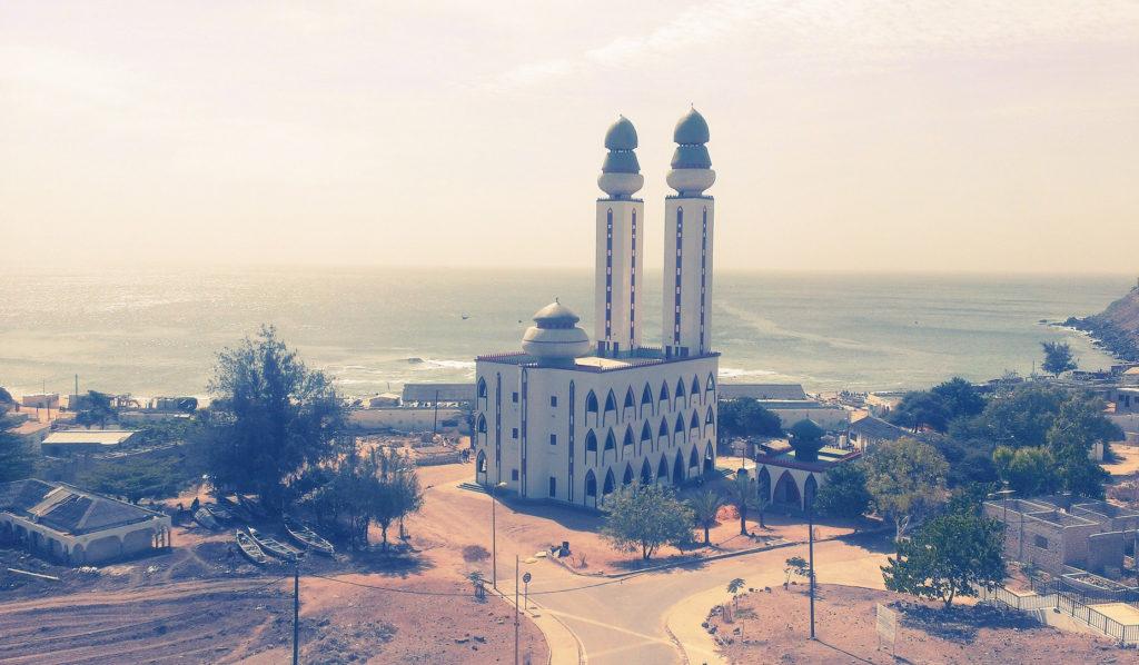 Sénégal - Mosquée de pêcheur, Dakar