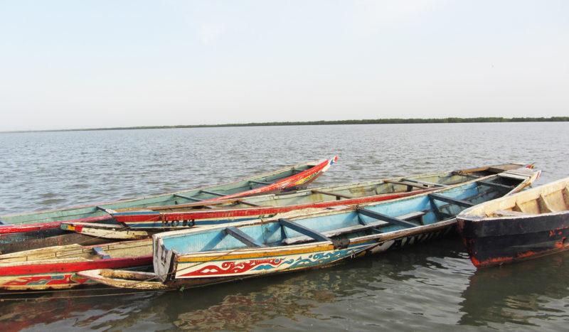 Sénégal - Pirogue casmance