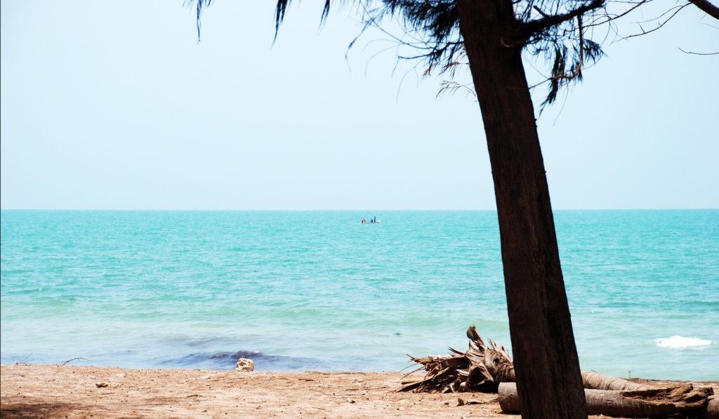 Sénégal - bord de mer