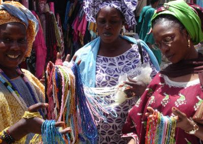 Sénégal - femmes à Dakar