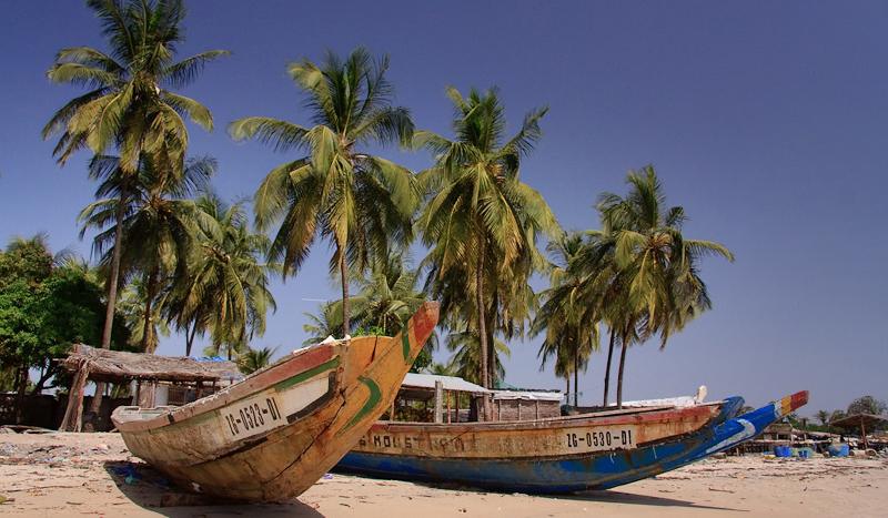 Sénégal - île de Diogué 700