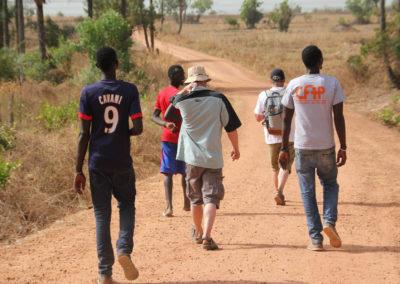 Sénégal - groupe