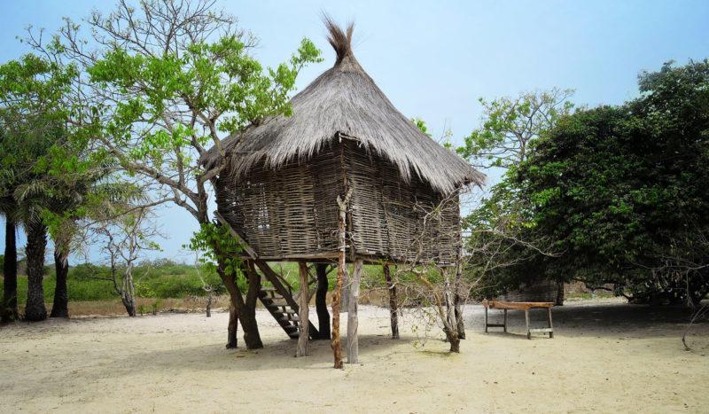 Sénégal - habitation