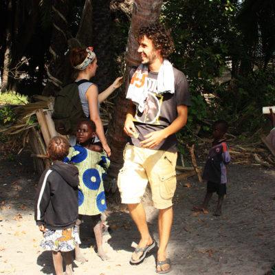 Senegal - avec les enfants