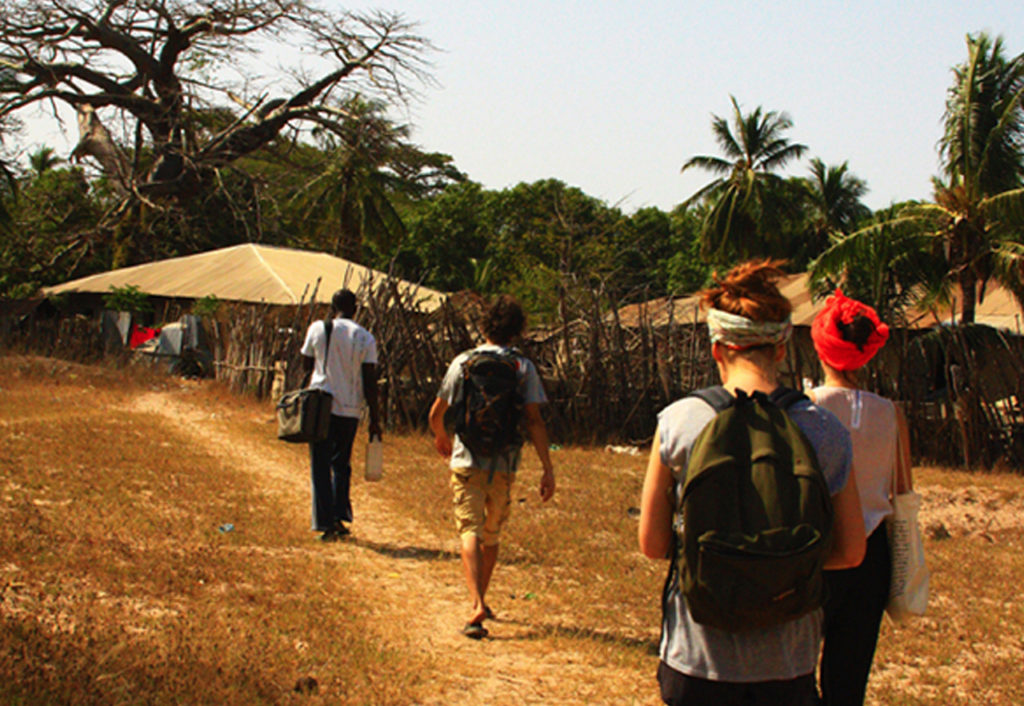 Senegal - sur la route