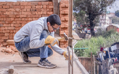 Vidéo : la participation des apprentis ingénieurs sur le chantier à Madagascar