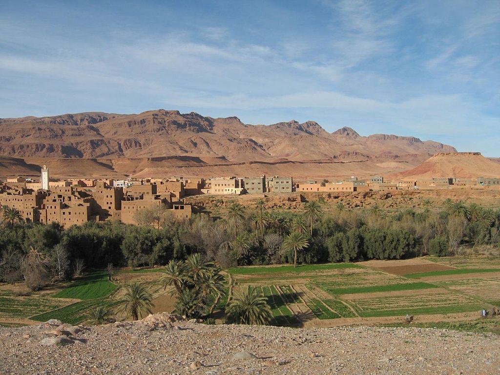 Maroc - Erfoud