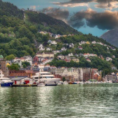 Norvège - Bergen (Pixabay) 1